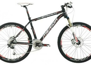 Велосипед Merida Matts Scandium 3000-D