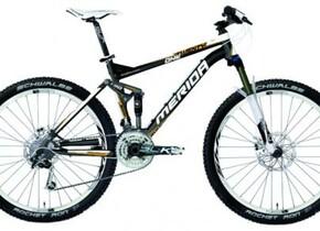 Велосипед Merida One-Twenty 3000-D
