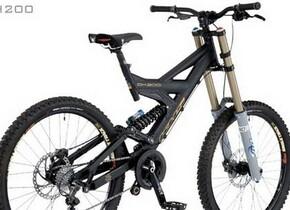 Велосипед KHS DH200