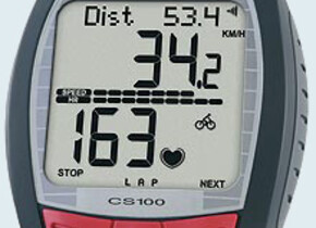ВелокомпьютерыPolar CS100b