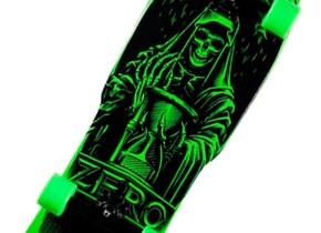 Скейт Zero Cole Angel of Death Longboard 9.75