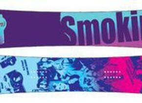 Сноуборд Smokin Vixen