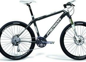 Велосипед Merida Carbon FLX 800-D