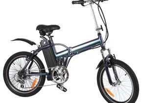 Велосипед Ecobike Urban Black