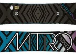 Сноуборд Nitro Carrara