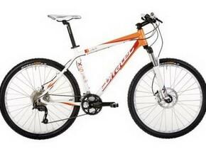 Велосипед Corratec X-Vert S Miss C
