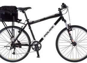 Велосипед KHS K9 Patrol Unit