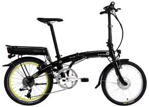 Велосипед Dahon Ikon Electric