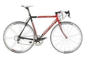 Велосипед Corratec FORCIA CA+ red