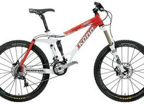 Велосипед Kona CoilAir Supreme