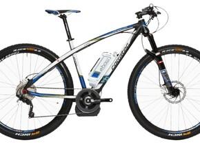 Велосипед Corratec E-Bow 45