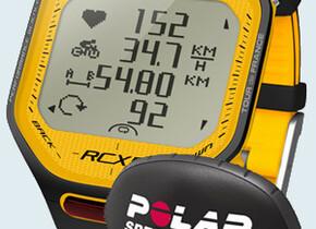 ВелокомпьютерыPolar RCX5 TDF Bike