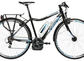 Велосипед Corratec E-Shape