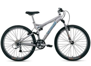 Велосипед Specialized FSRxc Women's