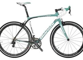 Велосипед Bianchi Infinito Chorus Compact Red Wind XLR