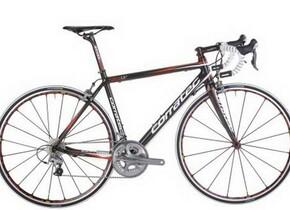 Велосипед Corratec Forcia black/red/white