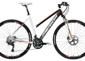 Велосипед Merida Crossway 3000-D Lady