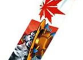 Скейт ISG Canada