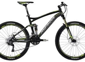 Велосипед Merida One-Twenty 500