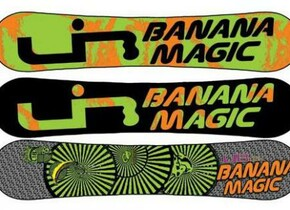 Сноуборд Lib tech Banana Magic BTX