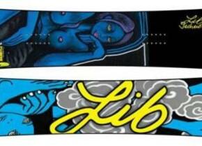 Сноуборд Lib tech Jamie Lynn Phoenix Series C2 BTX