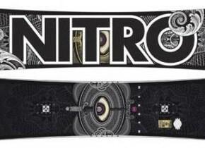 Сноуборд Nitro Magnum