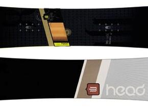 Сноуборд Head Matrix Classic Black