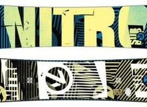 Сноуборд Nitro Sub Zero