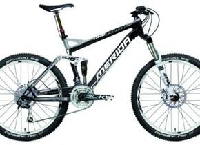 Велосипед Merida One-Forty 3000-D