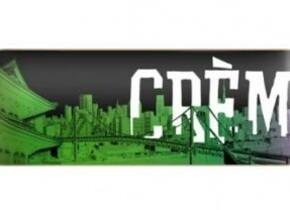 Скейт Creme World black Tokyo