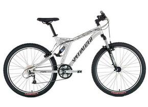 Велосипед Specialized FSR XC Pro