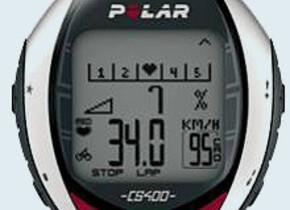 ВелокомпьютерыPolar CS400