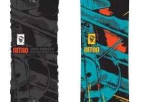 Сноуборд Nitro Pro Series T1 Jon