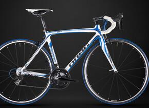 Велосипед Drag Bluebird RRT Comp