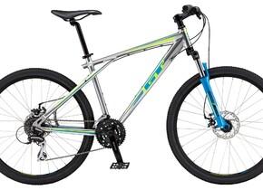 Велосипед GT Aggressor 1.0