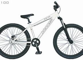 Велосипед KHS SJ100
