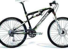 Велосипед Merida Six HFS 1000-D