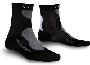 НоскиX-SOCKS MTB DISCOVERY black
