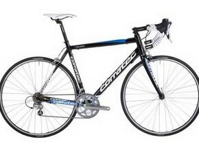 Велосипед Corratec Dolomiti Shimano 105 black/blue/white
