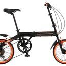 Велосипед Doppelganger 104 Blackbullet II