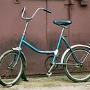 Велосипед СССР Аист