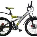 Велосипед Russbike Tech 1800 24 (JK520)
