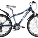 Велосипед BLACK AQUA Wonderland V 24
