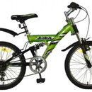 Велосипед Joerex BM 20503 Contest (STN500)