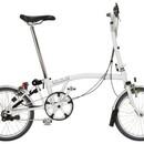 Велосипед Brompton M6L