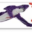 Скейт Alien WorkShop (AWS) Dyrdek Purple Shark Hari Kiri