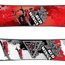 Сноуборд Black Fire Red Wings