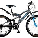 Велосипед Stinger Х38556 Highlander SX150 24