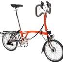 Велосипед Brompton P6R-X