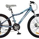 Велосипед BLACK AQUA Wonderland D 24